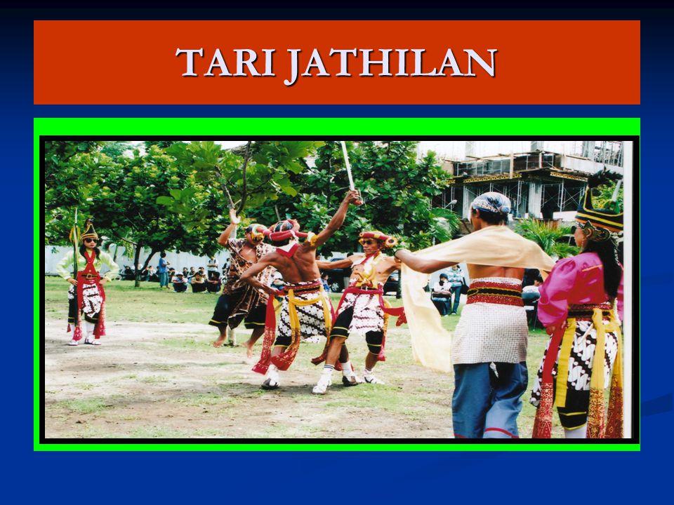 TARI KERAKYATAN  Tari yang hidup dan berkembang di daerah pedesaan dan masih berpijak kepada kebudayaan primitif.