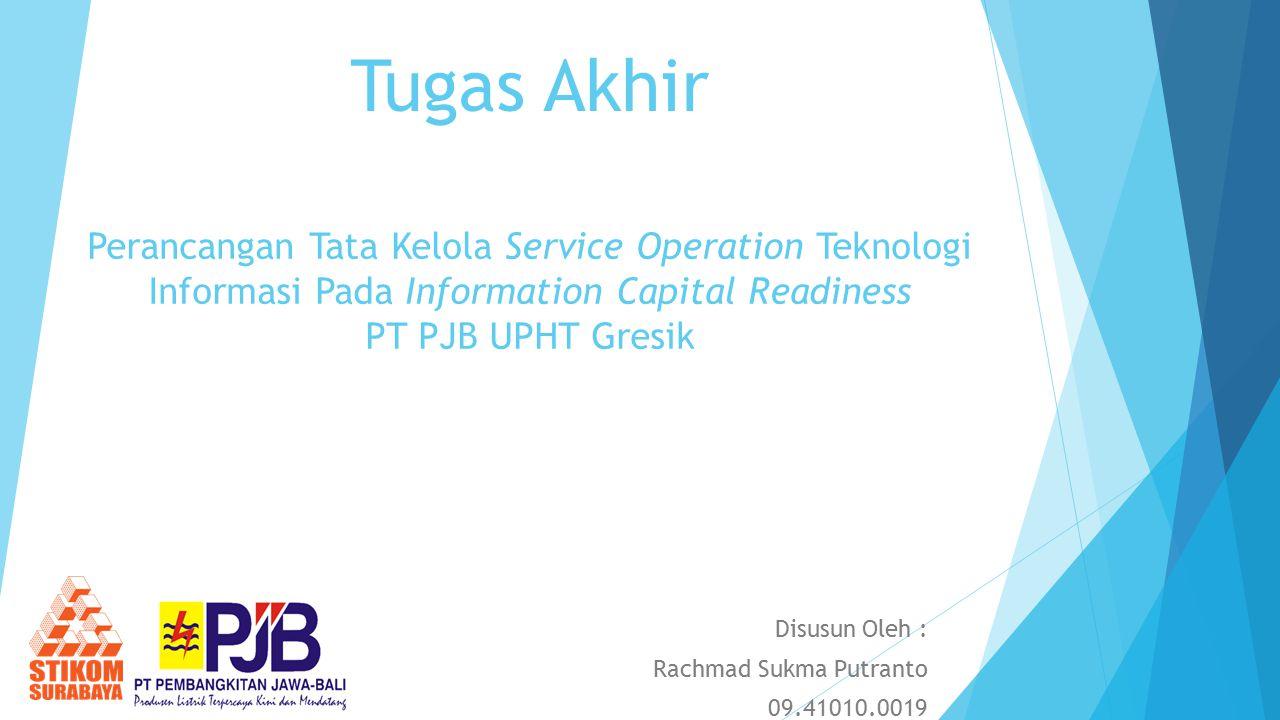 TENTANG PERUSAHAAN  PT PJB UPHT Gresik merupakan salah satu unit pelayanan pemeliharaan PJB yang berada diwilayah timur  UPHT : Unit Pelayanan Pemeliharaan Wilayah Timur
