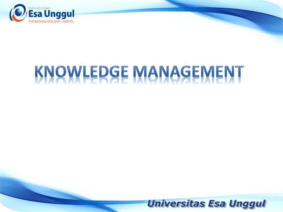 Tipe Knowledge Explicit Knowledge TACIT Tekniscognitif