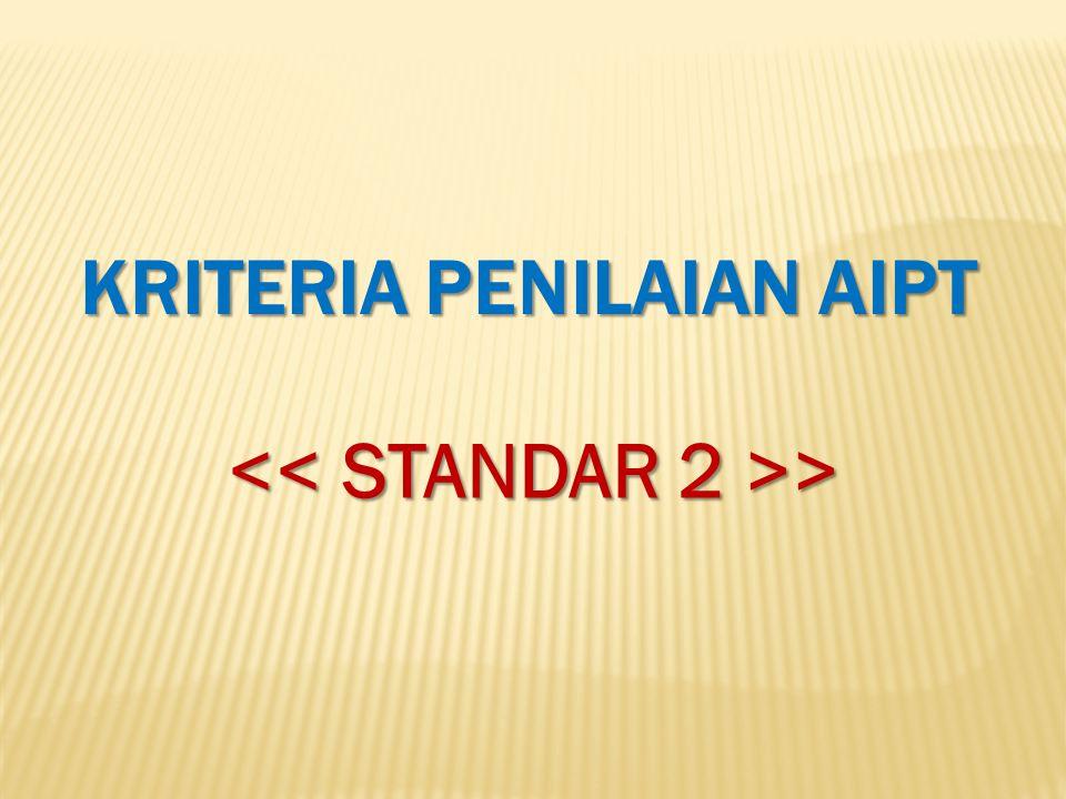 KRITERIA PENILAIAN AIPT > >
