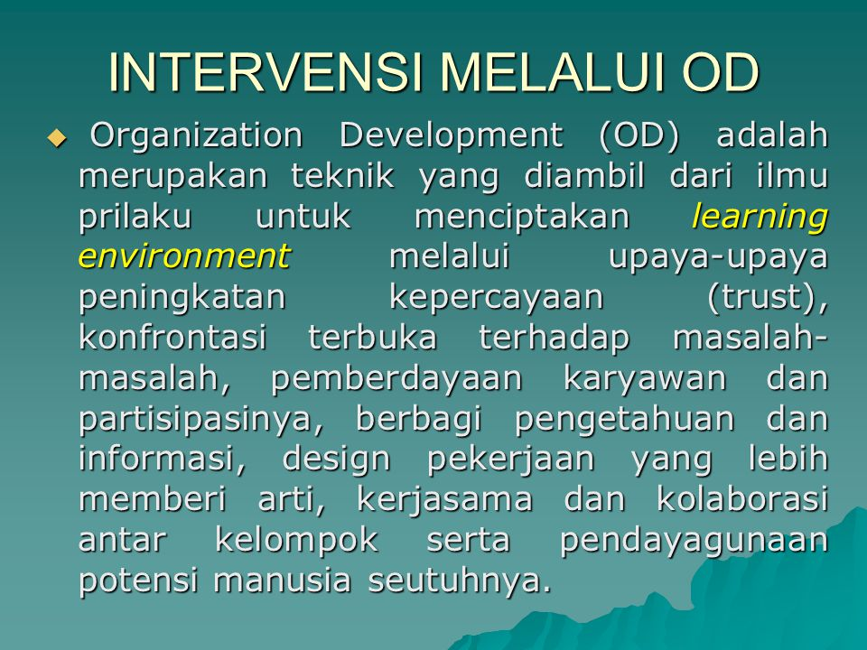 4 (EMPAT) JENIS ORGANISASI Tinggi Hierarchical Great Tinggi Hierarchical Great Organization Organization Organization Organization BUDAYA DISIPLIN Ren