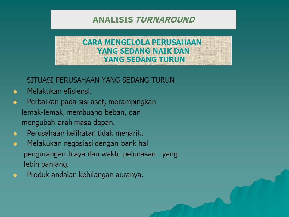 Bab 7 Analisis Turnaround