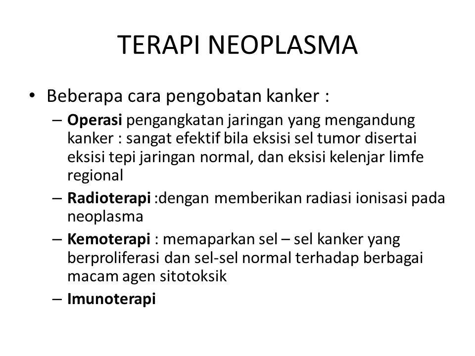 KARSINOGENESIS Ialah proses pembentukan neoplasma atau tumor.