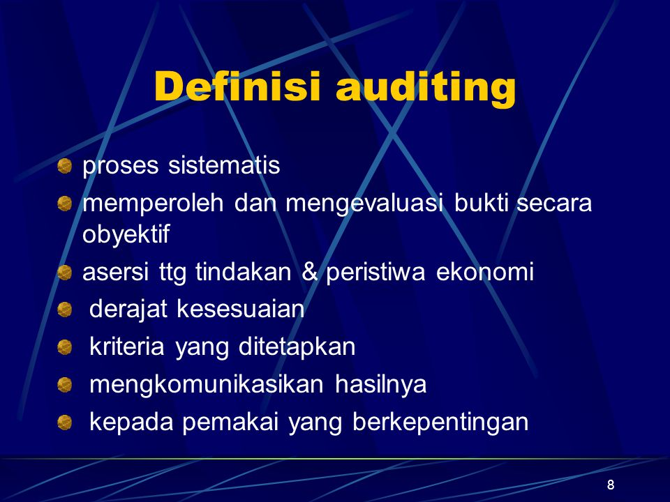 29 Organisasi yang terkait dg profesi Akuntan Organisasi Nonpemerintah Ikatan Akuntan Indonesia (IAI) IAI-Kompartemen Akuntan Publik Bapepam Organisasi Pemerintah Departemen Keuangan Badan Pemeriksa Keuangan Badan Pengawas dan Keuangan Pemerintah Kantor Pelayanan Pajak Badan Pengawas Daerah DPR dan DPRD