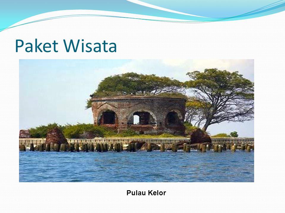 Paket Wisata Pulau Kelor