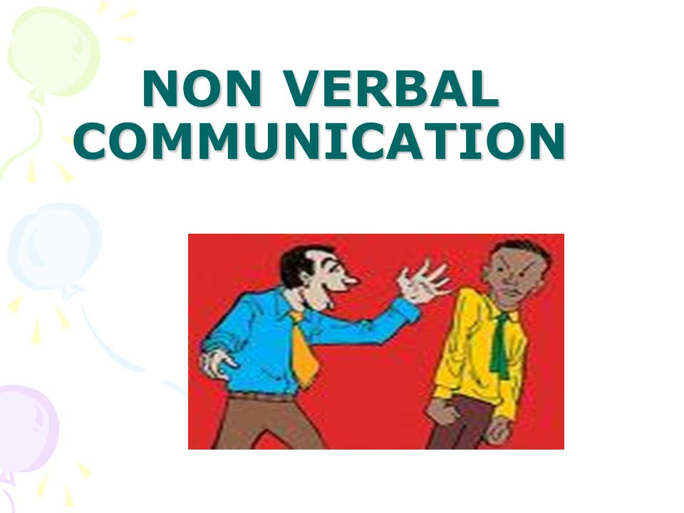 Nonverbal behaviour plays an important role in human communication