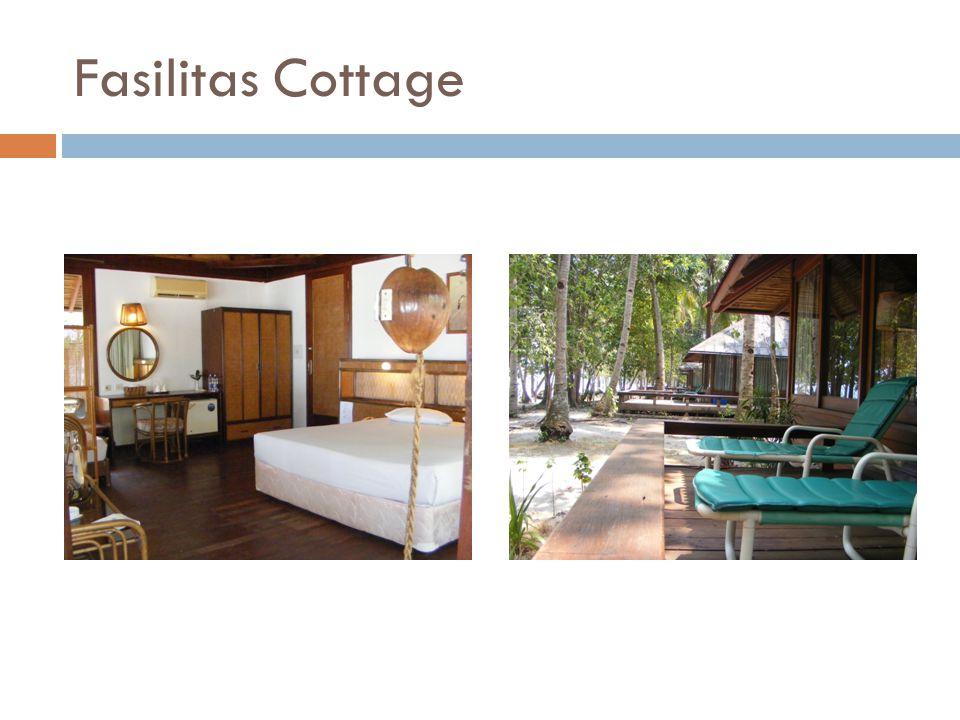 Fasilitas Cottage