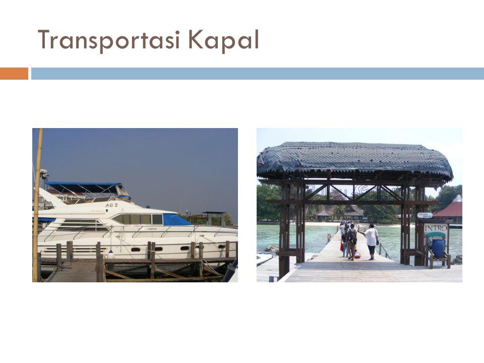 Transportasi Kapal