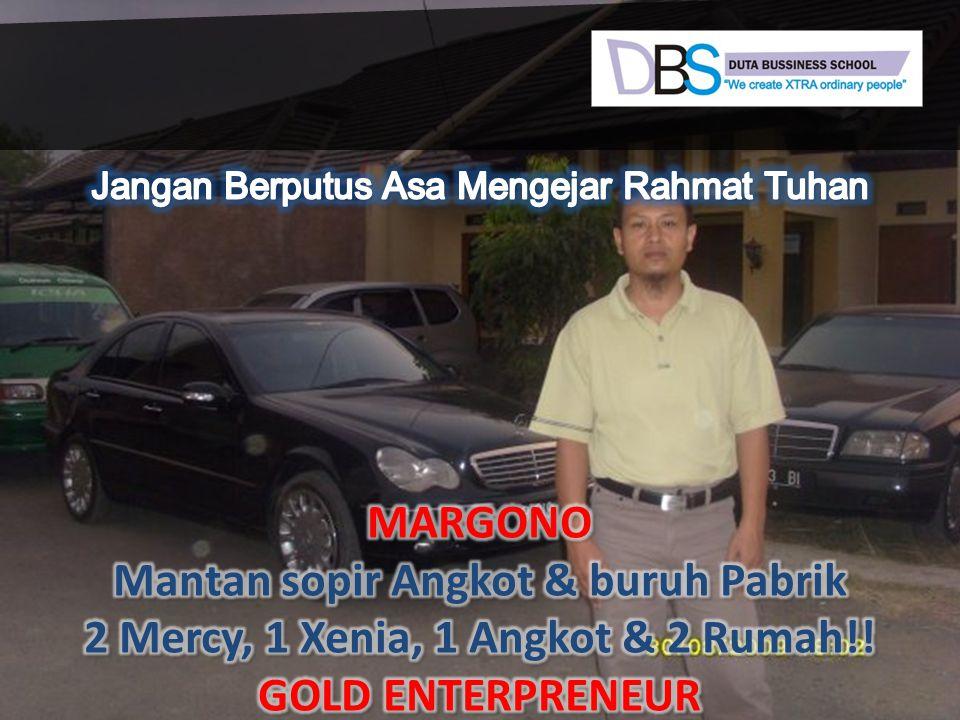 Bukti dari Leader DFI yang Sukses: Bp Dindin Saputra DBS33316