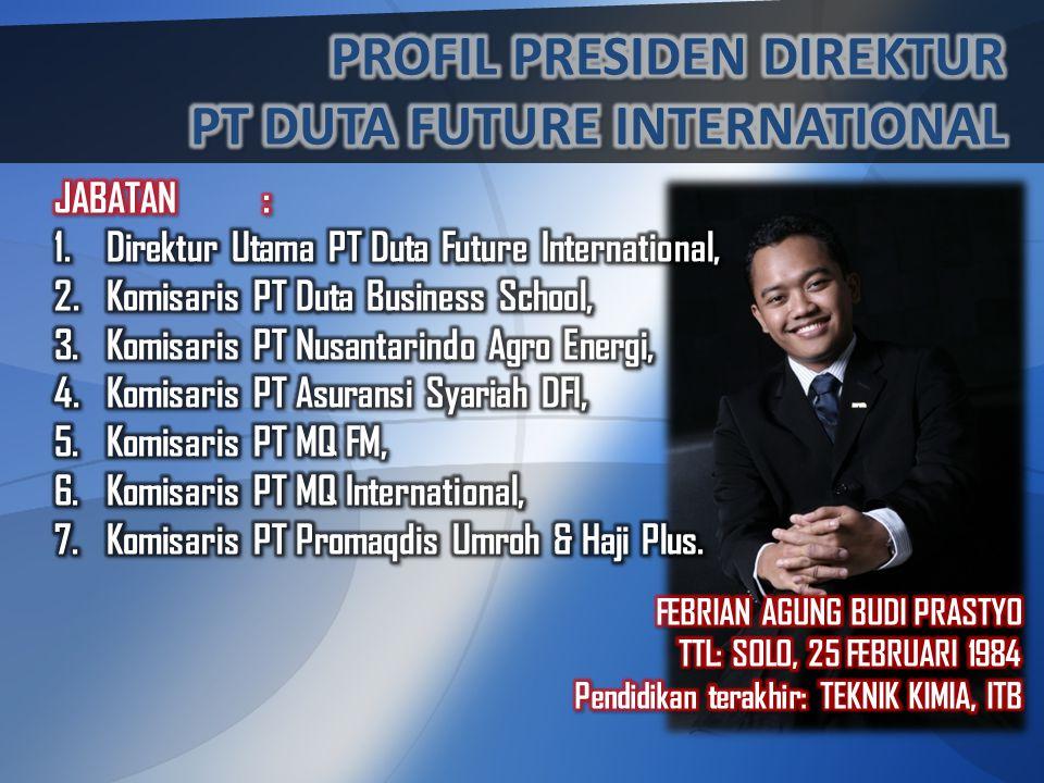 A.Sharing profit Laba Pulsa Duta Future Internasional (LPDFI).