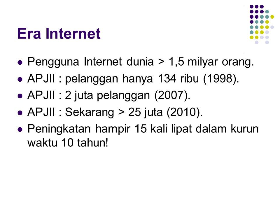 ICT Indonesia Buku Putih Kominfo
