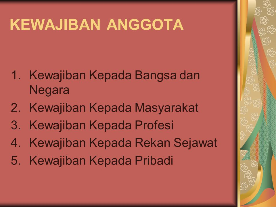 Perguruan TinggiTahun BerdiriProgramTempat Universitas Indonesia1952/1969/199 0 D2/S1/S2Jakarta IKIP (kini UPI)Bandung1974-1984S1Bandung Universitas Hasanuddin1978D3 / S1Ujung Pandang Universitas Sumatera Utara1980/1984S1/D3Medan Institut Pertanian Bogor1982/ 2005D3/S2Bogor Universitas Airlangga1982D3Surabaya Universitas Padjadjaran1984S1Bandung Universitas Islam Nusantara1984S1Bandung Universitas Negeri Padang2002D3Padang