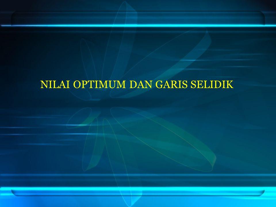 GARIS SELIDIK