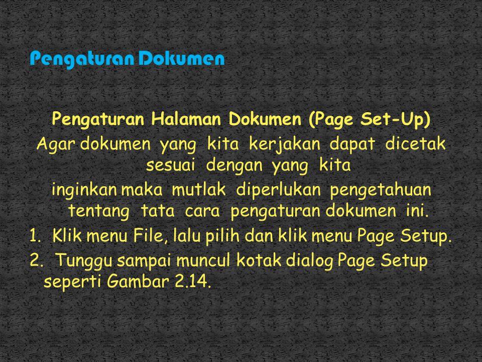 Lembar kerja (dokumen) yang pernah disimpan ingin kita simpan lagi dengan nama lain karena ada beberapa perubahan terhadap dokumen tersebut. Untuk men