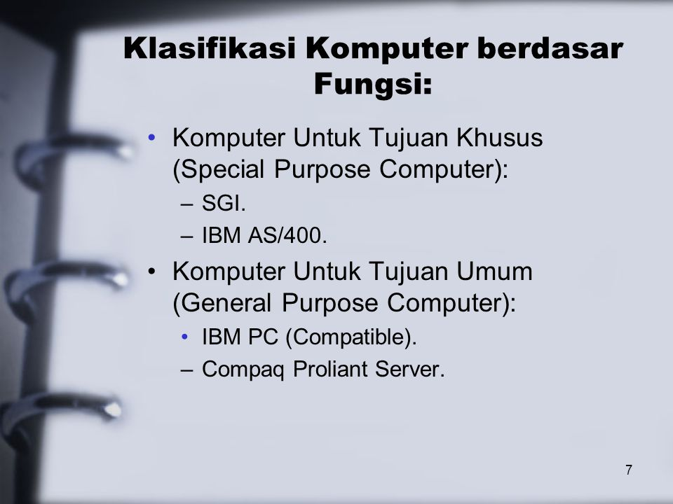 48 Review Asal kata komputer.Komponen2 sistem komputer.