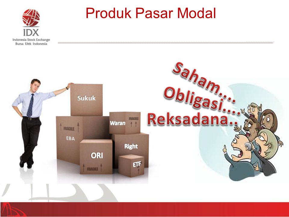 Sukuk Produk Pasar Modal