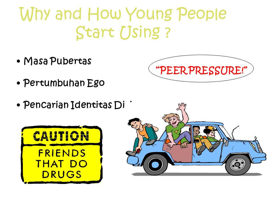Why and How Young People Start Using .