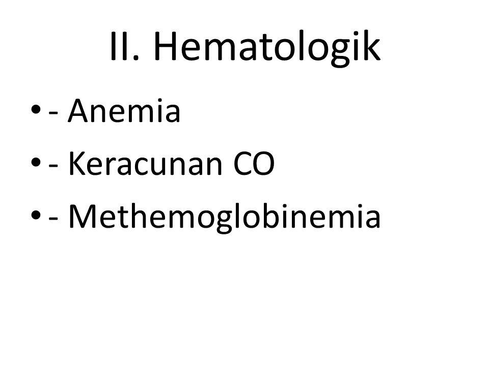 Hemataokrit A = plasma B = ery C = darah Hematokrit = B / C