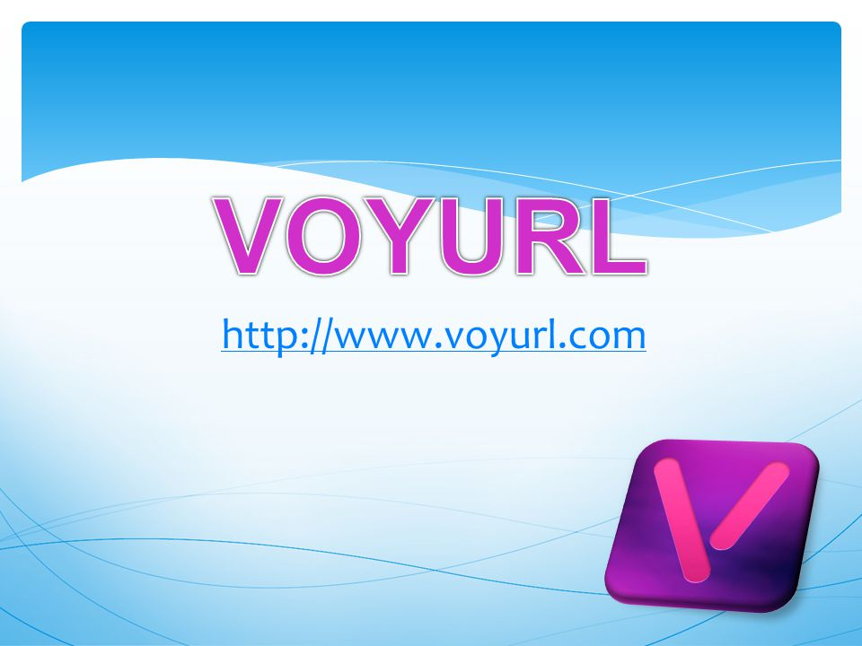 http://www.voyurl.com