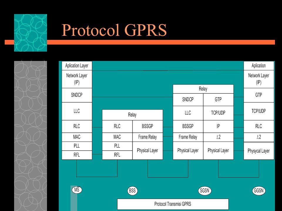 Protocol GPRS