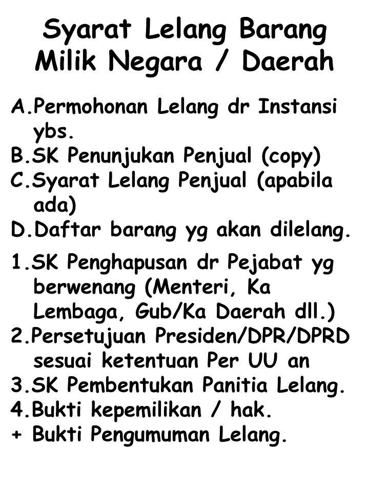 Eksekusi HT Pelaksanaan Psl 6 & 14 UUHT  Eksekusi Objek HT berdasarkan Pasal 6 UUHT hanya dapat dimohon oleh Pemegang HT Pertama.