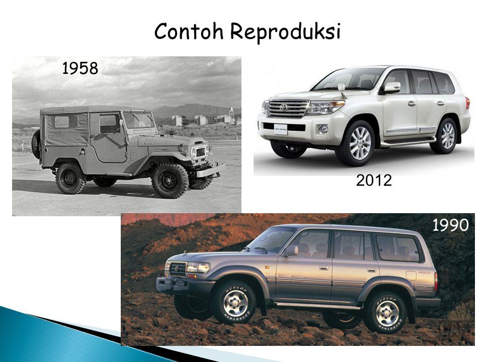 Contoh Reproduksi 1958 1990 2012