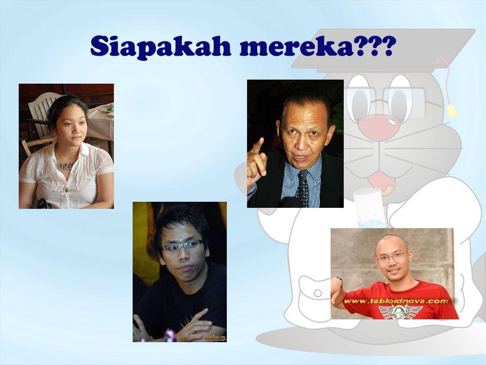 Siapakah mereka???