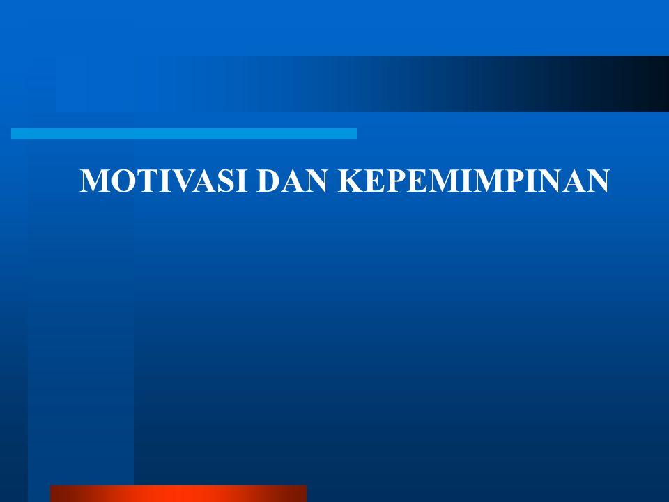 Motivasi merupakan kegiatan yang mengakibatkan, menyalurkan dan memelihara perilaku manusia kearah positif.