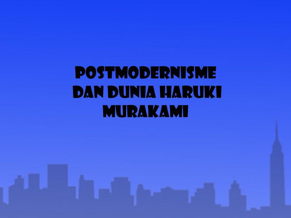 Modernisme & postmodern 2 gejala yang saling melengkapi Postmodernisme tidak menghancurkan tapi membangkitkan kembali segala sesuatu yang laten, tersembunyi, terlupakan dsbnya Antara modernisme & postmodern tidak hitam putih, tidak menunjukkan garis yang jelas.
