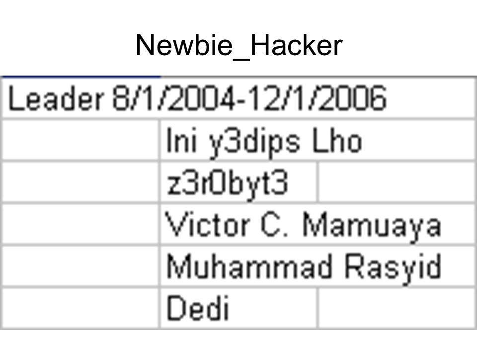 Newbie_Hacker