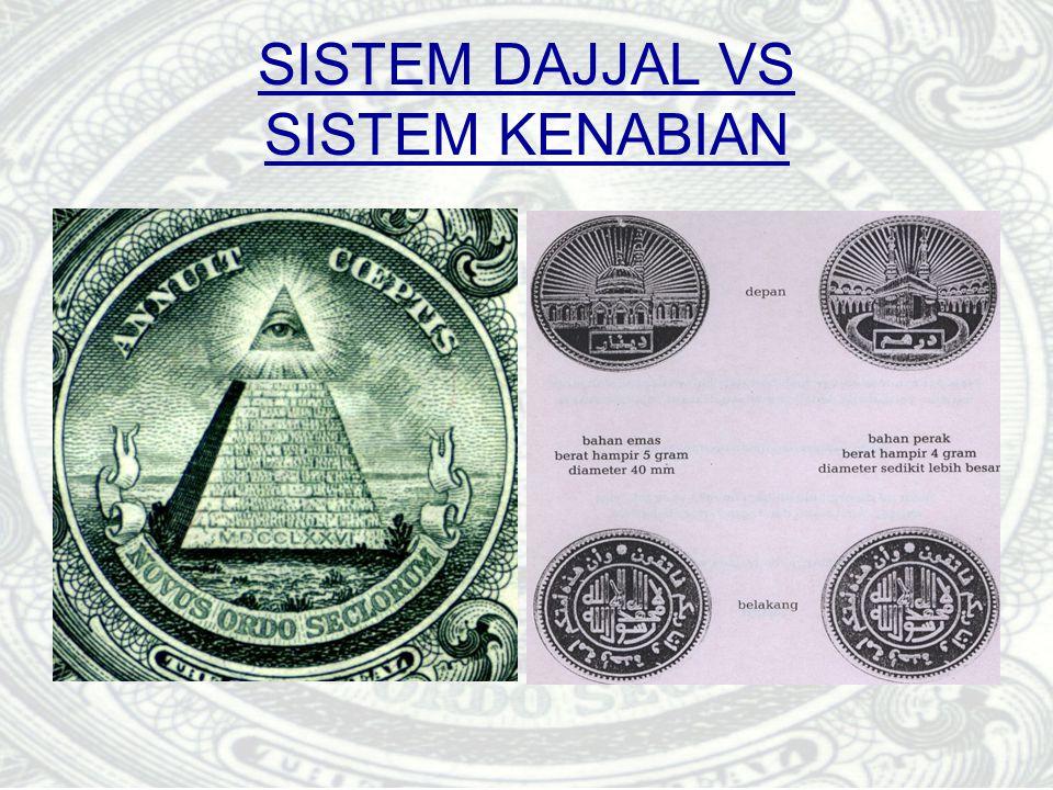 SISTEM DAJJAL VS SISTEM KENABIAN