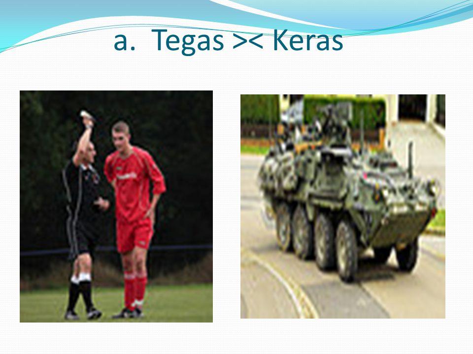 a.Tegas >< Keras