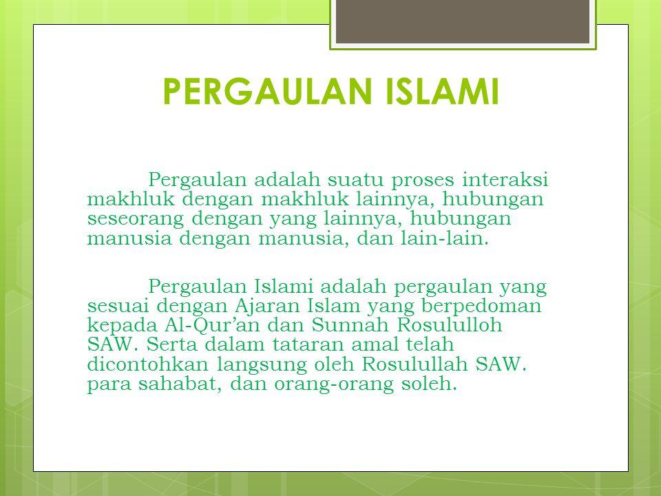 Laki-Laki dan Perempuan dalam Pandangan Islam Manusia hanya terbagi menjadi 2 jenis kelamin yaitu laki-laki dan perempuan.