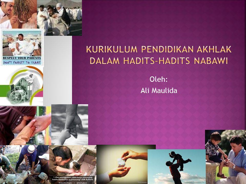 Oleh: Ali Maulida