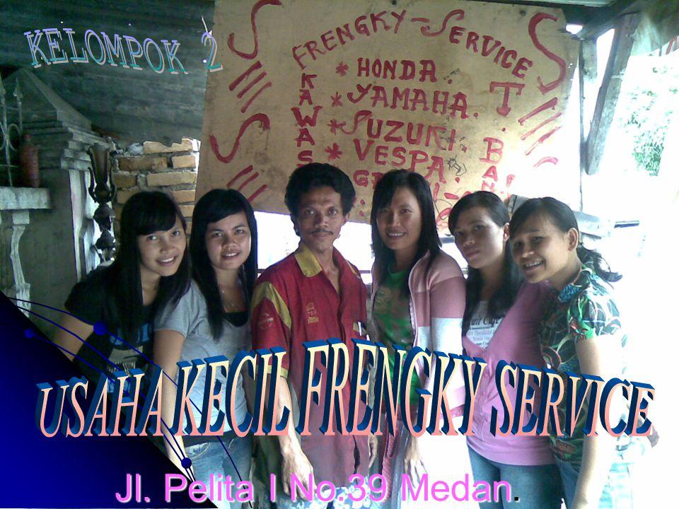 Jl. Pelita I No.39 Medan.