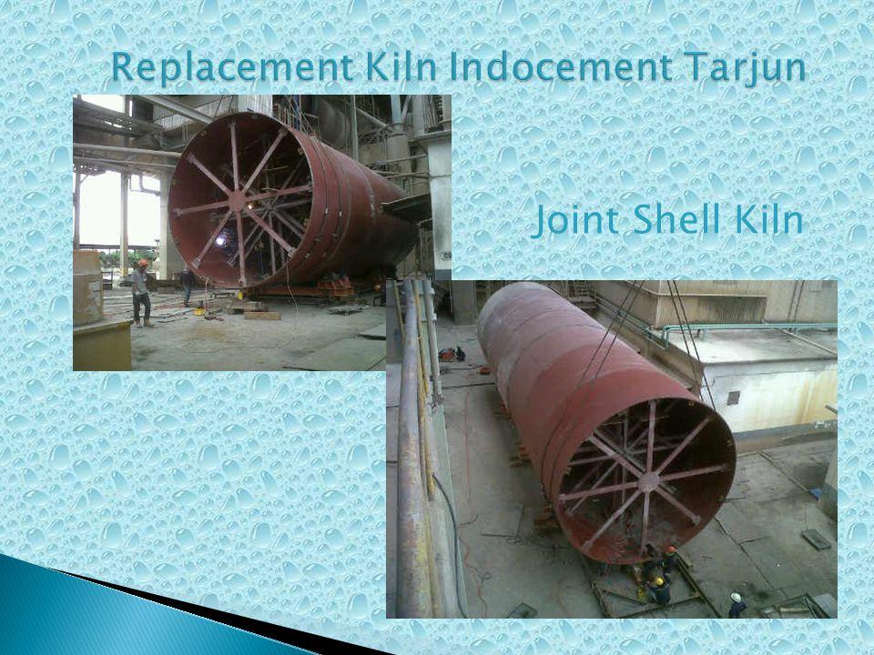 Joint Shell Kiln