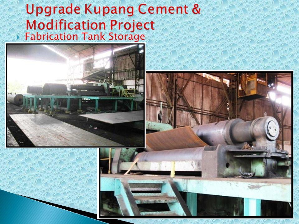  Fabrication Tank Storage