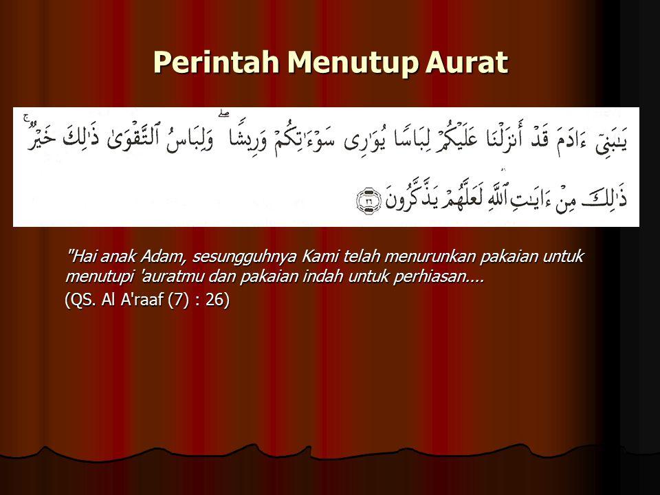 JILBAB BUSANA MUSLIMAH Disyariatkannya wanita berbusana muslimah dengan tujuan untuk : 1. Menjaga 1. Menjaga kesucian 2. Memiliki 2. Memiliki keduduka