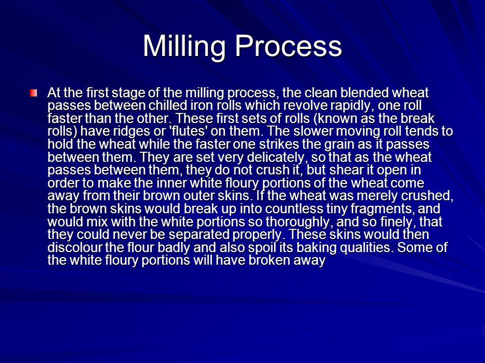 Pemanggangan adonan dilakukan dalam suatu pan atau cetakan.