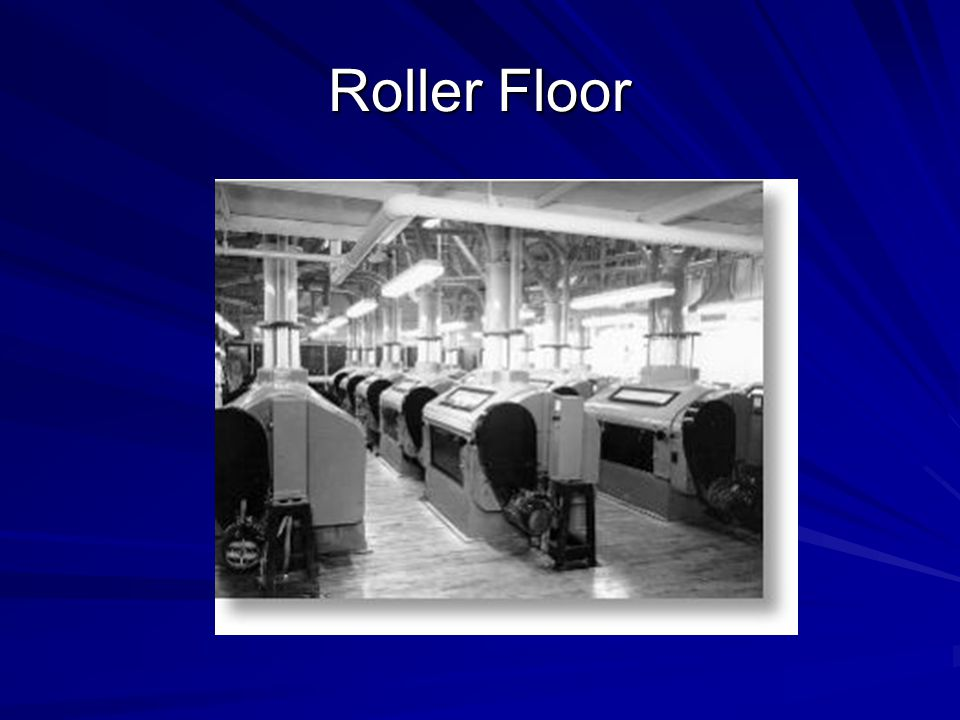 Roller Floor