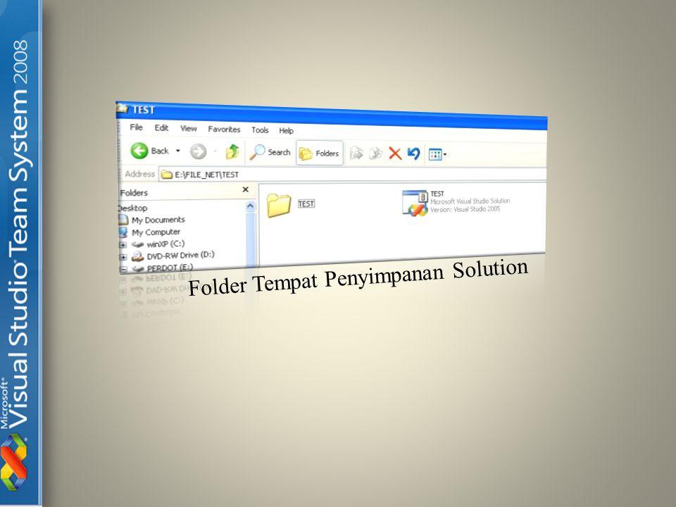 Lembar Kerja(Tempat Membuat Applikasi)