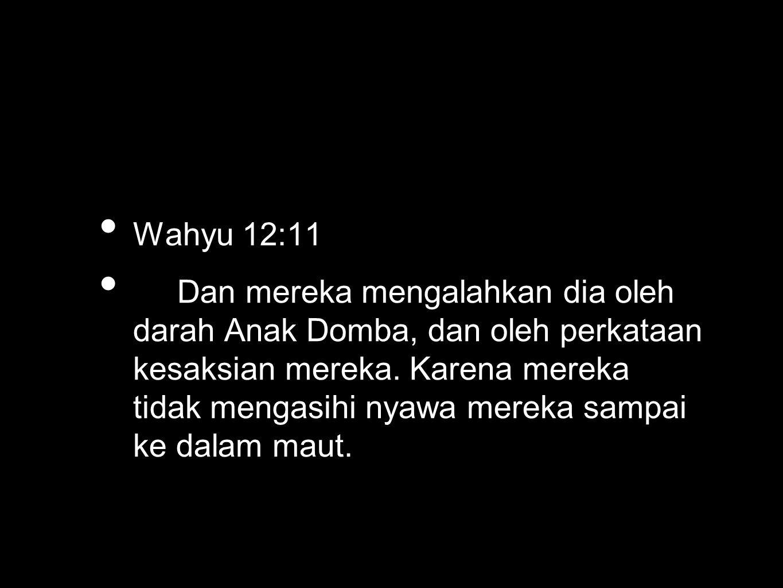 13Jawab Ananias: Tuhan, dari banyak orang telah kudengar tentang orang itu, betapa banyaknya kejahatan yang dilakukannya terhadap orang-orang kudusMu di Yerusalem.