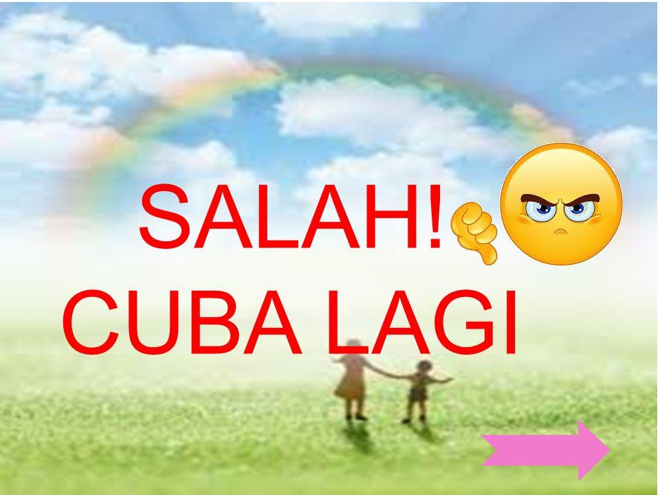 SALAH! CUBA LAGI