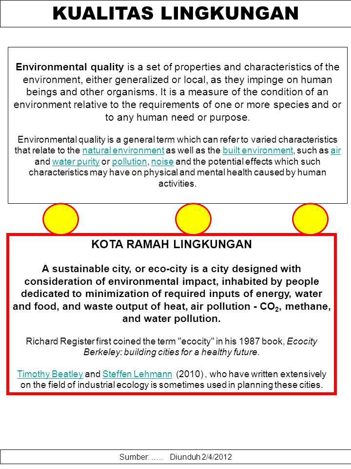 KENYAMANAN LINGKUNGAN & MANFAAT CUACA (Sumber: http://www.cato.org/pubs/books/climate/089-102.pdf) THEORY OF AMENITY VALUES There is a large and growing economic literature on such amenity values, that is, on characteristics that people value.
