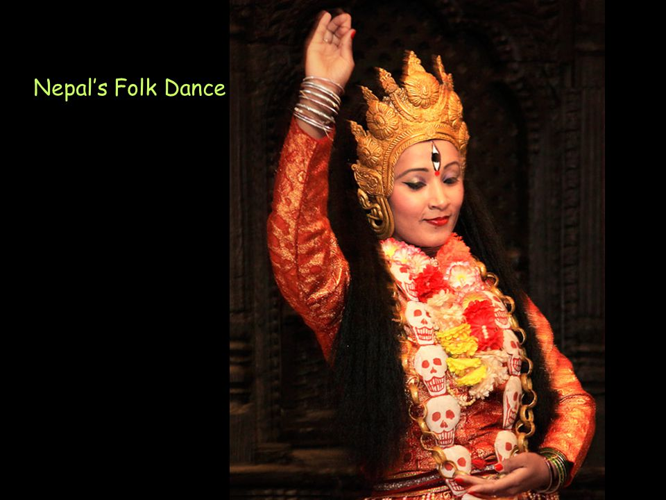 Click to Proceed Nepal's Folk Dance