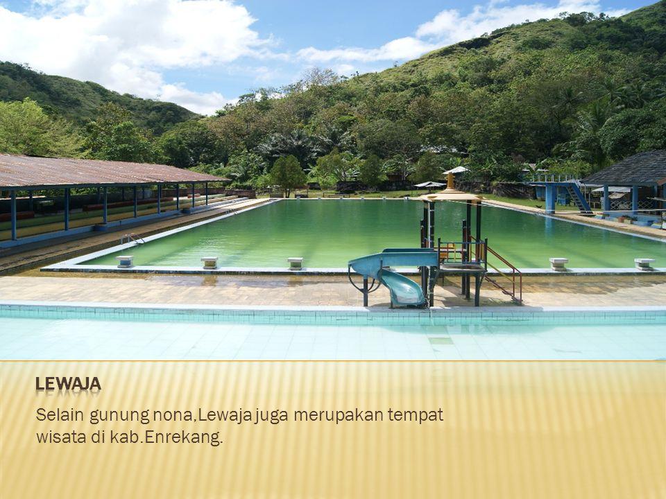 MAKAM BATU DI TONTONAN ENREKANG Makan batu yang banyak terdapat di Tanah Toraja, juga dapat di temui di Enrekang, yaitu di Tebing Tontonan.