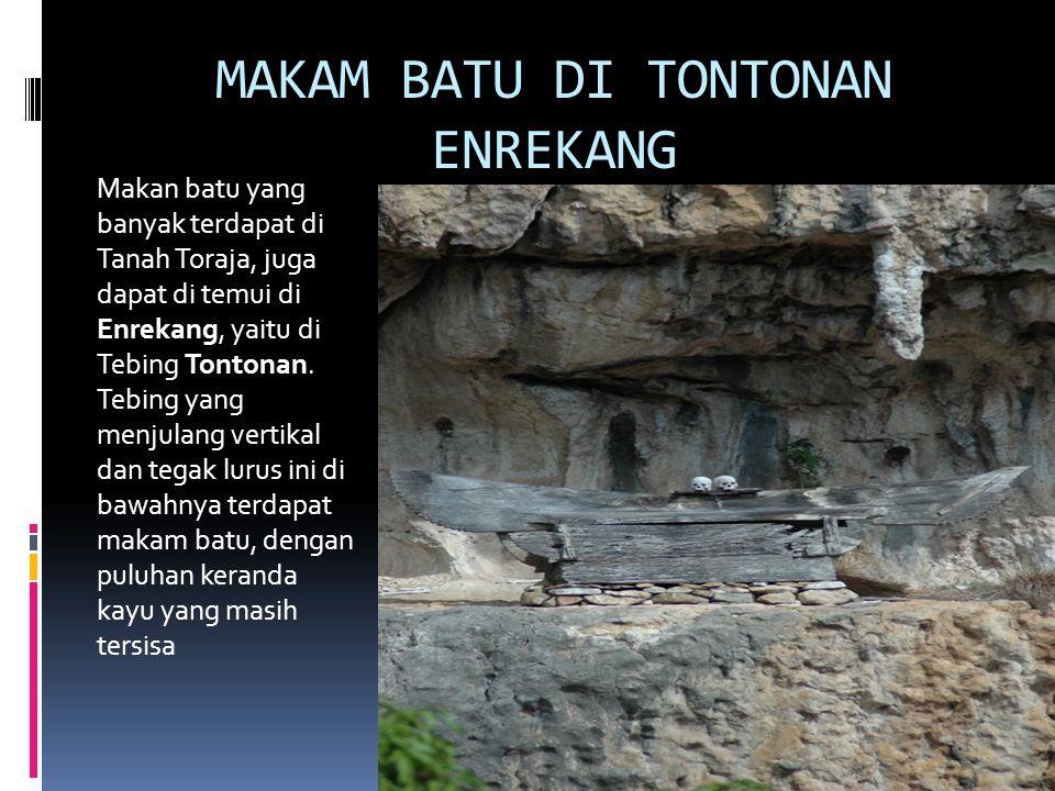 Kopi merupakan salah satu penghasilan bagi petani di kabupaten Enrekang.