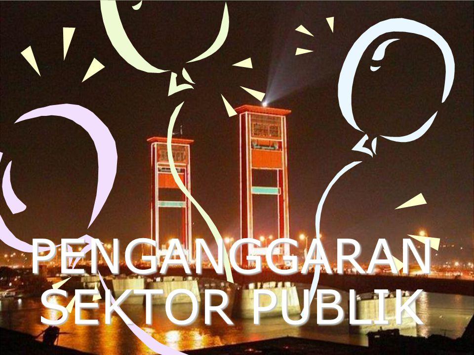 FUNGSI ANGGARAN 8.Alat Menciptakan Ruang Publik Sarana publik untuk menyampaikan pendapat sehingga dapat mengambil tindakan.
