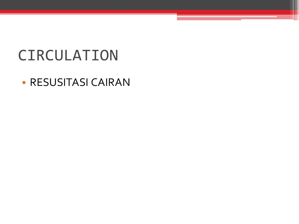 Predisposition for ACS in Burns Large volume fluid resuscitation Circumferential torso burns Inhalation Injury
