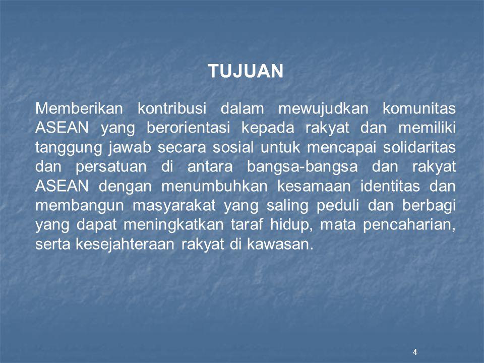 KEKETUAAN INDONESIA UNTUK ASEAN TAHUN 2011